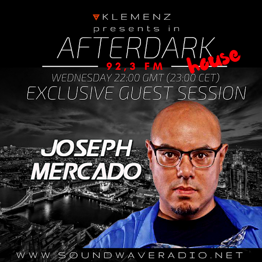 Joseph Mercado exclusive mixset on AfterDark 92.3 FM Sound Wave Radio | nextdimensionmusic