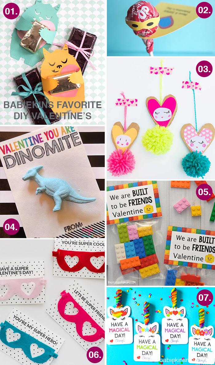 Babiekins Favorite DIY Valentine's | Babiekins Magazine