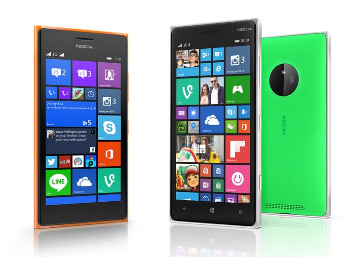 Lumia 730 possui um desempenho bem superior (Foto: Divulgação/Nokia)