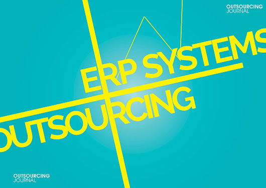 5 Commandments Of Good Outsourcing On The Example Of ERP Systems | Outsourcing Journal