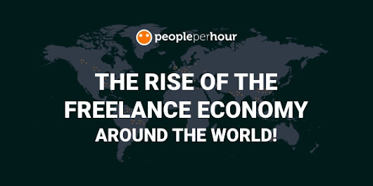 The Rise of The Freelance Economy Around The World