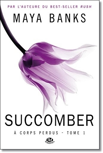 Couverture A corps perdus, tome 1 : Succomber