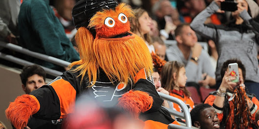 How the Flyers Created Gritty, the Internet's Most Beloved Mascot