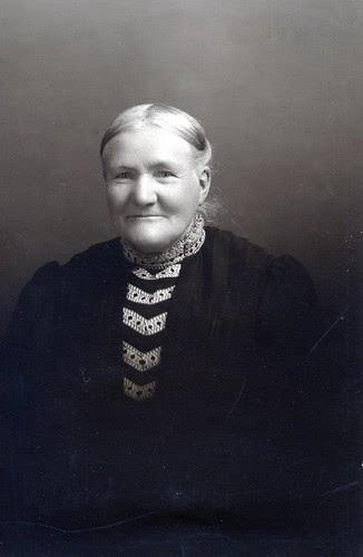 Janet McKechnie by midgefrazel