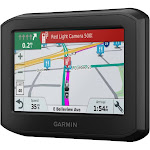 Garmin - Zumo 396 LMT-S; GPS with Built-in Bluetooth - Black