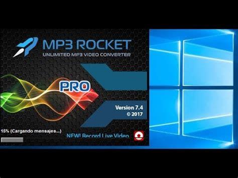 descargar mp rocket pro