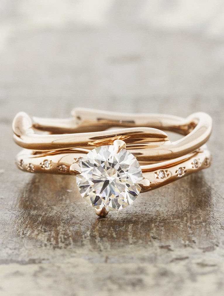 28+ What Order Engagement Ring Wedding Band Background