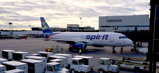 A New Low? Spirit Airlines Cancels Flights and a Huge Brawl Erupts Between Passengers and Staff