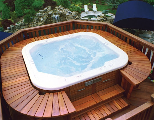 Hot Tubs Yield Even More Health Benefits