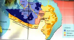 SOCSARGEN Map