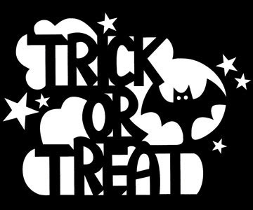Trick or Treat Pattern