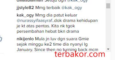 """""""Memang patut Elly Mazlein keluar, kita nak tengok persembahan hebat bukan drama"""" - Ogy Ahmad Daud"""