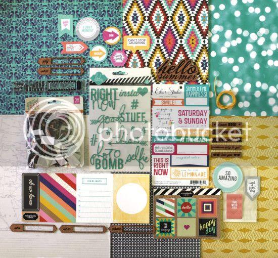 Jimjams - Scrapbook Circle - Kit To Copy