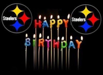 Pittsburgh Steelers Happy Birthday Meme