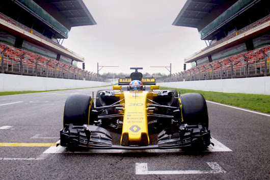 F1 2017: inside Renault Sport Formula One Team