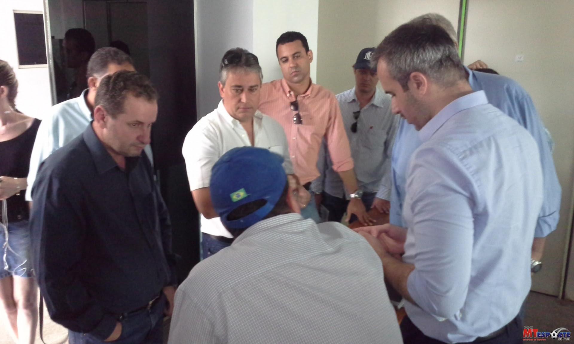 SAC faz visita técnica a aeroporto de Alta Floresta