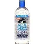 Fruit Of The Earth 100 % Pure Aloe Vera Gel For Sunburn - 12 Oz