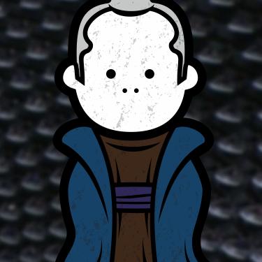 Mr Valorum. A Supreme Chancellor