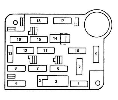 2003 Ford Mustang Fuse Box Diagram / Diagram 2000 Lincoln