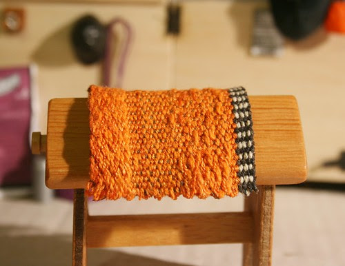 Fanta's saddlecloth