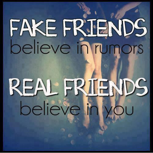 Quotes About True Friendship And Fake Friends 18 Quotesbae