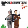 New Ghostbusters Comic Book Mini-series gets 'Real' | SweetPaul Entertainment