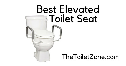 Best Elevated Toilet Seat | Elevator with Handles | Elderly & Disabled | The Toilet Zone