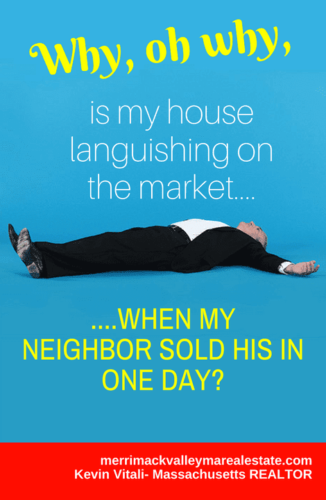 Why do some homes languish on the market and other homes sell so fast
