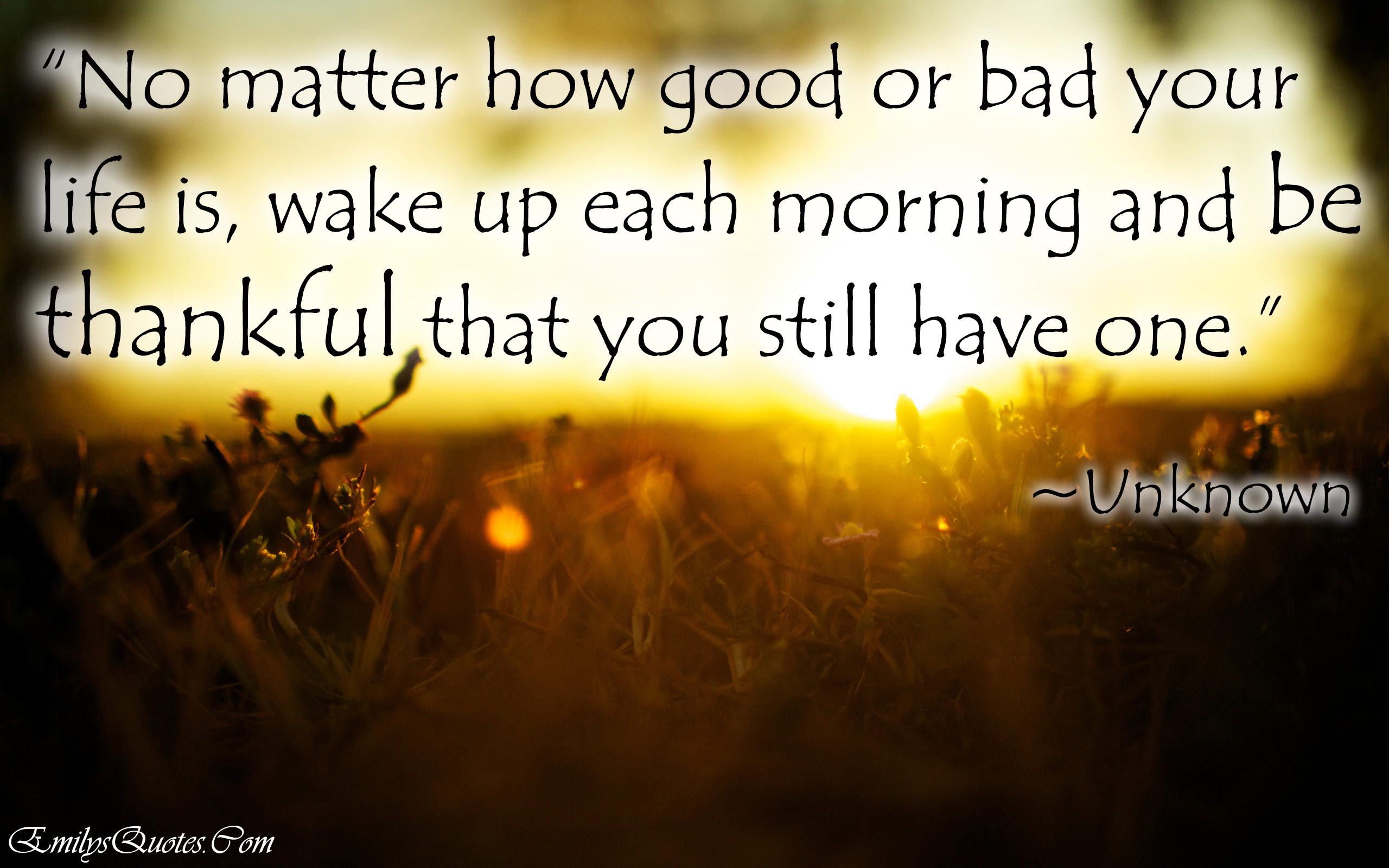 Amazing Good Morning Quotes. QuotesGram
