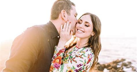 Dell Heiress Alexa Dell Is Engaged to Harrison Refoua: See