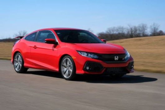 Victory Honda of Muncie | Stylish, sporty 2017 Honda Civic Si delivers turbocharged high-performance