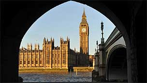 Torre do Big Ben e Palácio de Westminster (BBC)