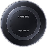 Samsung Qi Certified Fast Charge Wireless Charging Pad - Black Sapphire