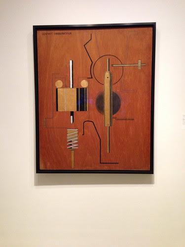 "Francis Picabia, ""The Child Carburetor"" (1919-1939), Guggenheim Museum"