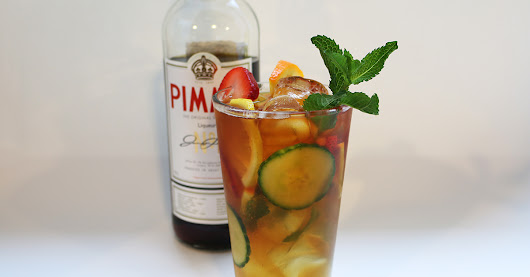 A Tale Of Two Pimm's Cups [Recipe] | VinePair