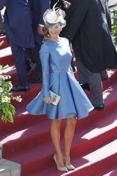 La boda de Eva González y Cayetano Rivera