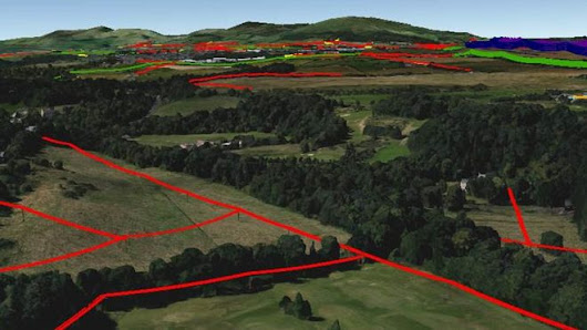 Scottish Power Using Lidar - In The Scan