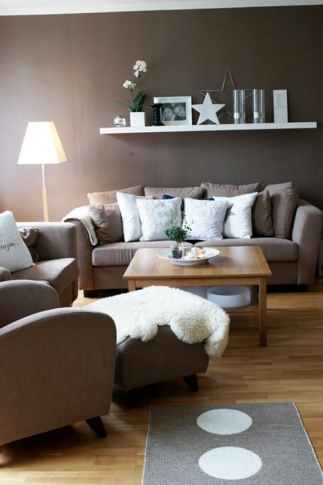 Kleines Wohnzimmer modern einrichten - Tipps und Beispiele