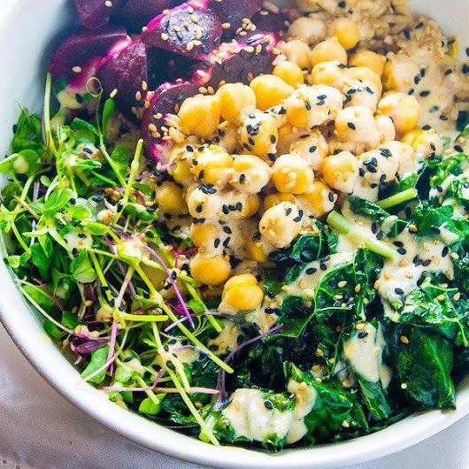 Buddha Bowl Craze: Fill Your Body with These Nutrient Foods!