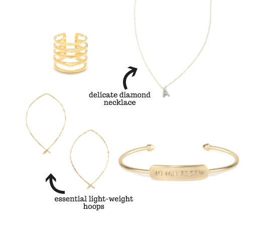 How to Create a Jewelry Capsule - Lindsey Meek
