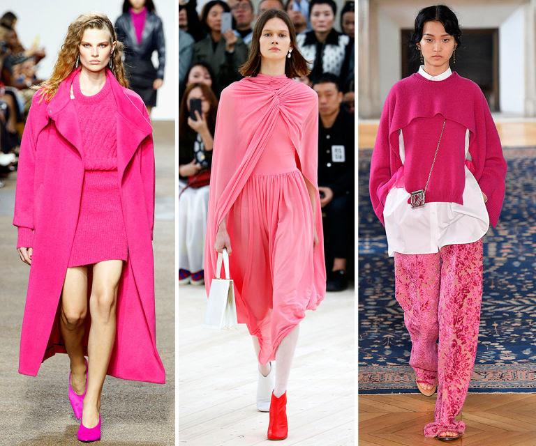 Spring 2017 trends: pink