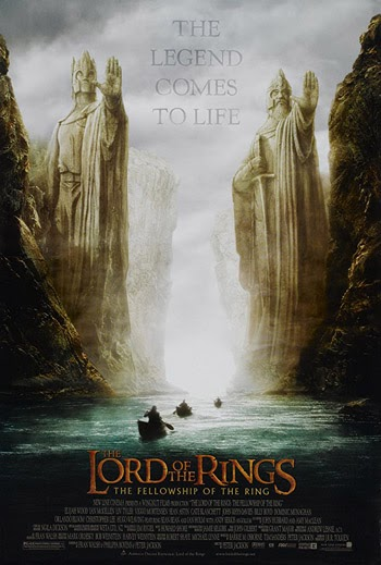 The Lord of the Rings The Fellowship of the Ring 2001 Dual Audio ORG Hindi BluRay 480p 600MB ESubs