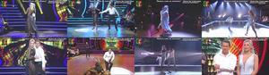 As belas bailarinas do programa Dança com as estrelas