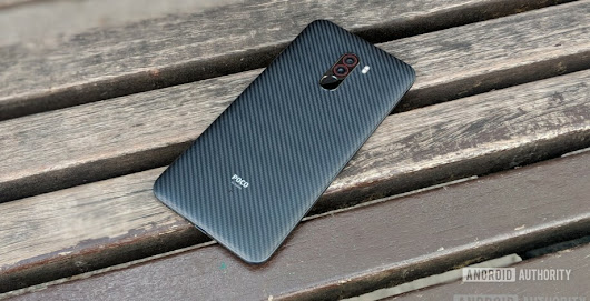 Pocophone F1 international giveaway! - Android Authority