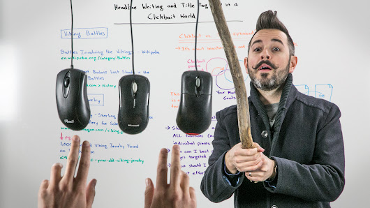 Headline Writing and Title Tag SEO in a Clickbait World - Whiteboard Friday