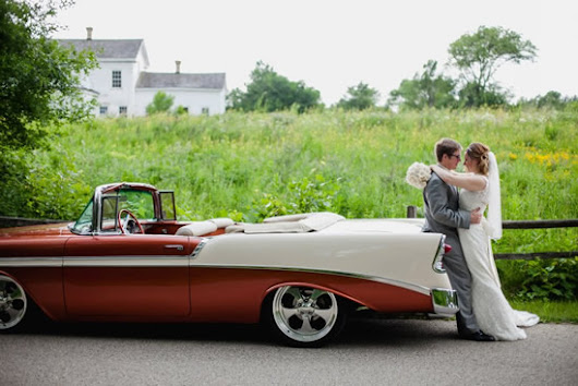 A Rustic Wedding at Old World Wisconsin for $16K