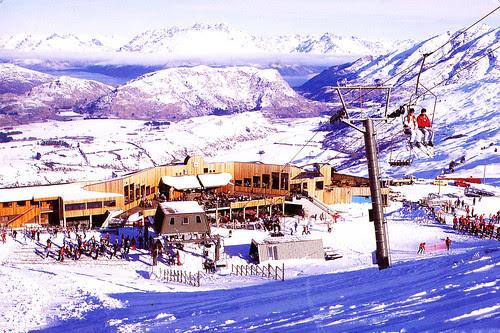 Coronet Ski fields