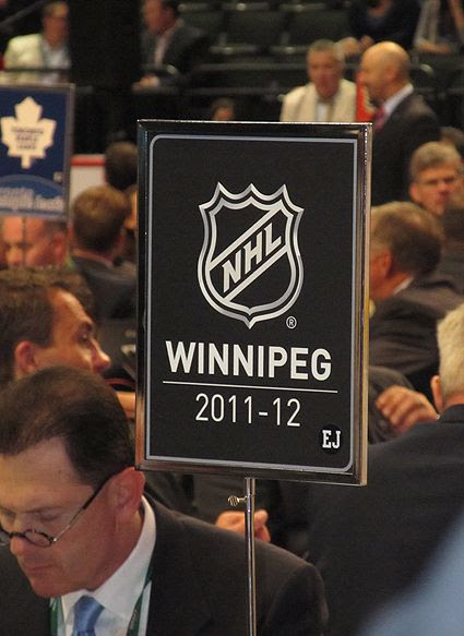 Winnipeg Draft table
