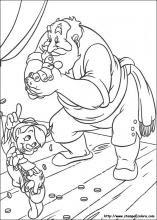 Disegni Di Pinocchio Da Colorare