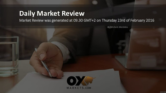 Market review 23.02.2017